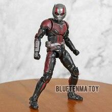 SHFiguarts Avengers Captain America Civil War Ant Man Wasp PVC Action  Figure Toy Brinquedos(China 000ad26399dc