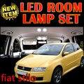 Cheetah 6 X frete grátis Erro Free Car LED Interior Do Veículo mapa Dome Porta acessórios LightsKit Pacote para fiat stilo 2003 up