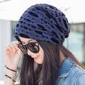 2016 Fashion warm women girls hats Sport Hip-hop Beanies Hats Women men Knitted casual Beanie Hats Lady Circle Beanie hats