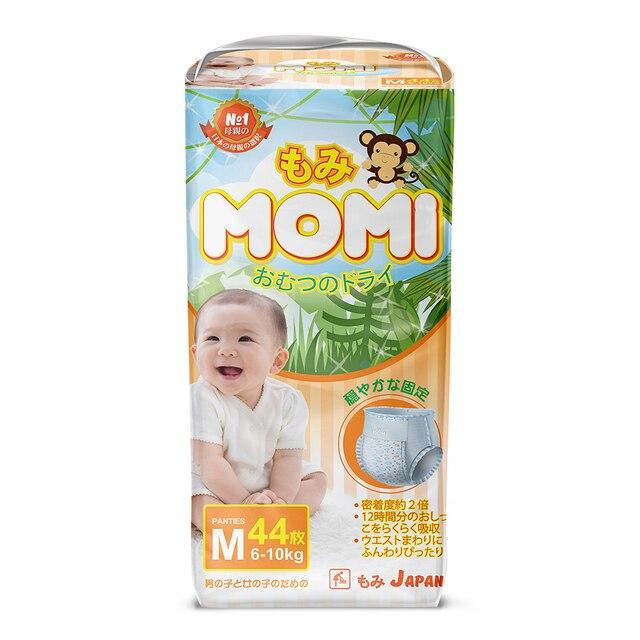 Трусики MOMI  M (6-10 кг), 44 шт