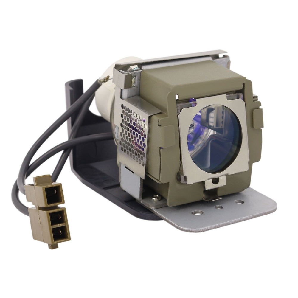 replacement lamp for Benq MP510 - compatible module (replaces: 5J.01201.001) awo sp lamp 016 replacement projector lamp compatible module for infocus lp850 lp860 ask c450 c460 proxima dp8500x