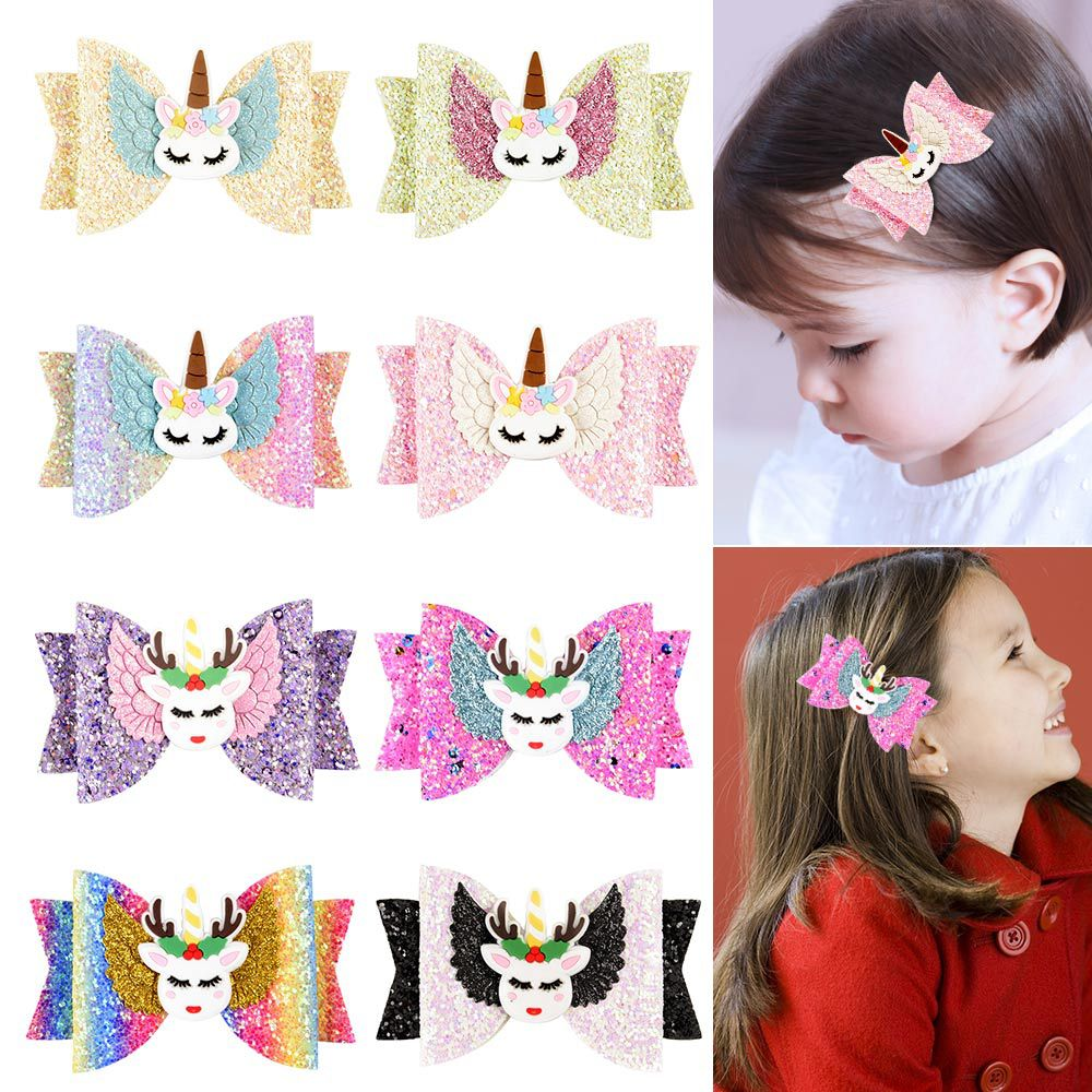 Cute Children Accessories Hairband Hairpins Gum For Hair Baby Girls Lovely Elf Headwear Hair Clip Headband Hair Accessories