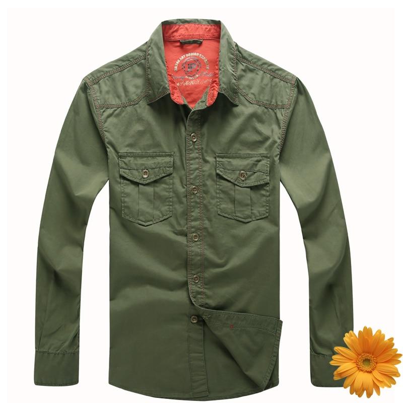 2018 מותג חדש בחולצה רכיבה חולצה גברים - בגדי ספורט ואביזרים