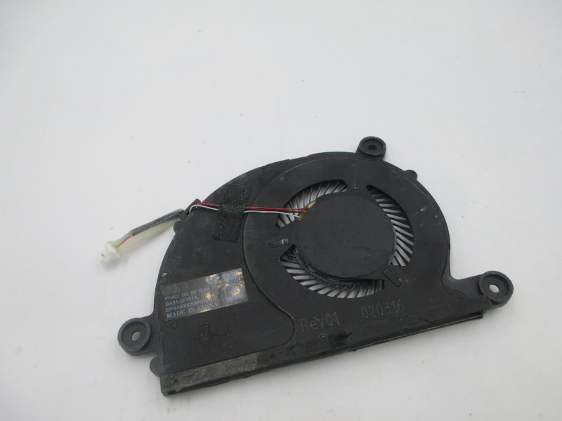 NEW Cooler Cpu Fan For dfs1600058p0t fhad ba31 00161a fh2f dfs440605fv0t ba31 00160a SAMSUNG NP900X3L NP900X3N NP900X5L in Fans Cooling from Computer Office