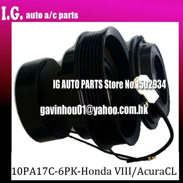 Brand New Auto Parts Compressor Clutch For Car Honda Accord L For - Acura cl parts
