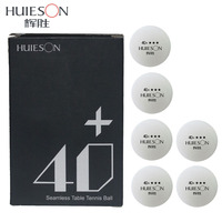 Huieson 6Pcs Pack Table Tennis Balls 40 Environmental New Material 2 8g Ping Pong Ball For