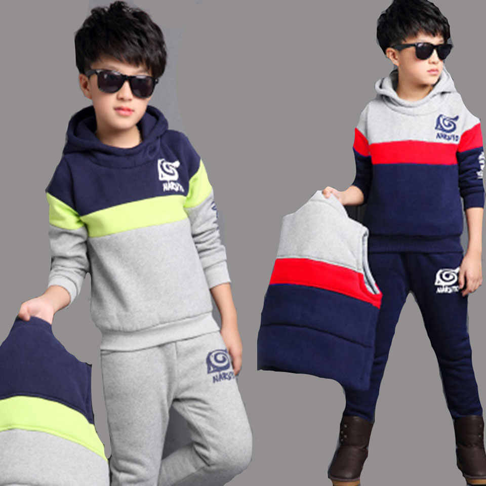 Baby Boy Girl Autumn Clothes Set Toddler Kids Clothing Cartoon Printed Long Sleeve Girl Coat Pants 2 Pcs/set 4 6 8 10 12 Years