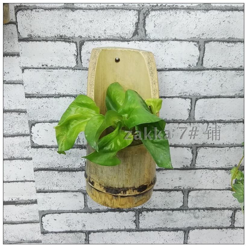 Zakka7 # Original Homemade Bamboo Flower Shop Original Ecology Of Natural Wall  Furnishings Decoration Creative Wall Hangings In Figurines U0026 Miniatures  From ...