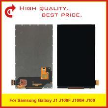 10 adet/grup Samsung Galaxy J1 J100 J100H J100F lcd ekran Ekran J100 lcd ekran Değiştirme