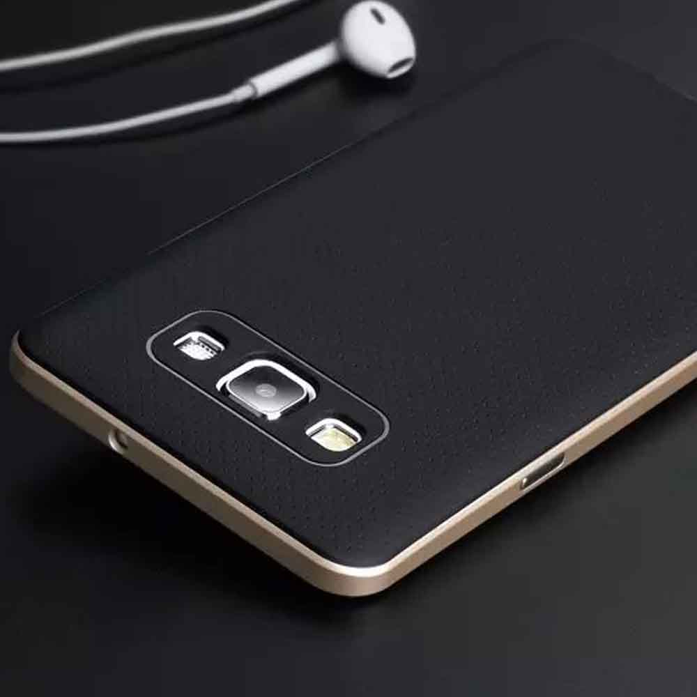 For J5 J7 New Version Hybrid Armor Case For Samsung Galaxy J5 2016 J510 PC frame+Silicon Back Cover for Galaxy J7 2016 J710