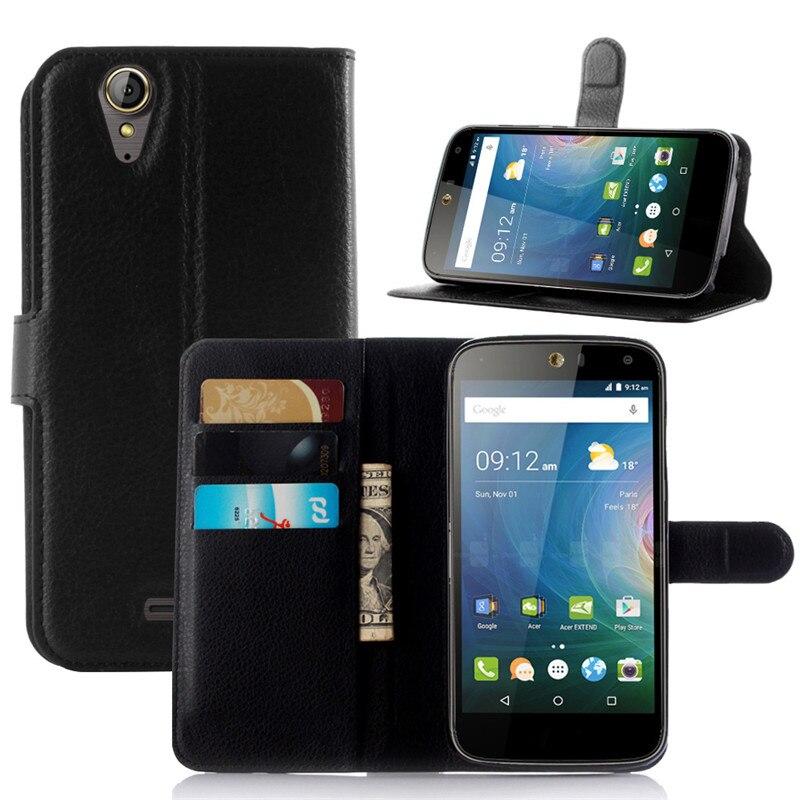 Для Acer <font><b>Liquid</b></font> Z630 чехол бумажник Стиль Флип PU кожаный чехол для Acer <font><b>Liquid</b></font> Z630 крышка телефона чехол принципиально coque Капа Celular