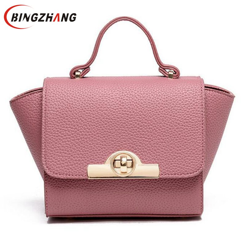 Online Buy Wholesale light pink handbags from China light pink ...