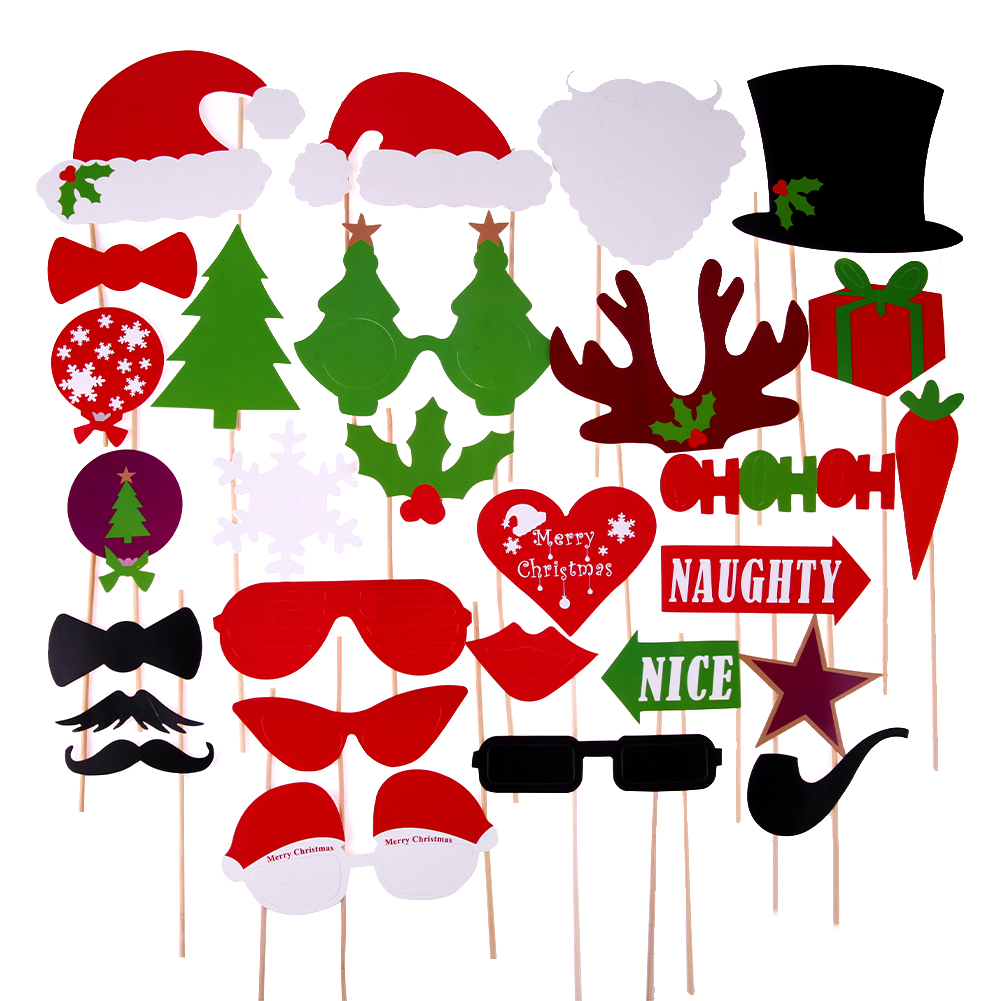Compare Prices on Christmas Photobooth Props- Online Shopping/Buy ...