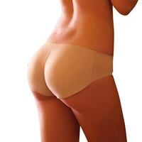 Women Butt Enhancer Shaper Push Up Seamless Panties Abundant Buttocks Breathable Plus Size XL Hip Briefs