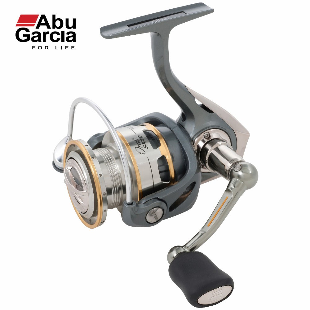 Abu Garcia Original ORRA SX SPINNING 5.8:1 1000 - 4000 8+1BB Fishing Spinning Reel Freshwater Fishing Gear for Feeder abu garcia revo deez 9 1bb 6 2 1 1000 spinning reel jb top50 professional angler special design freshwater fishing reel tackle
