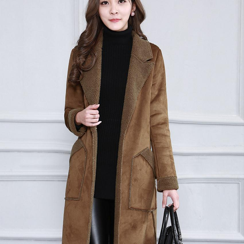 Popular Long Shearling Coat Buy Cheap Long Shearling Coat