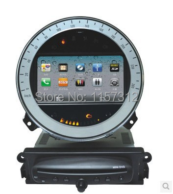 car dvd gps navigation for bmw mini cooper mini clubman. Black Bedroom Furniture Sets. Home Design Ideas
