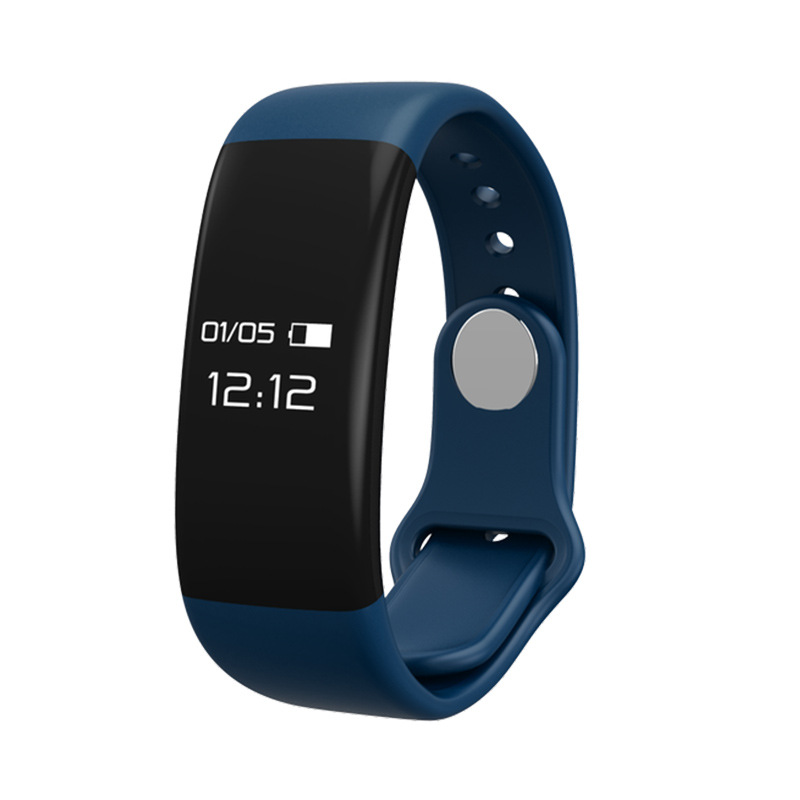 H30 font b Smart b font Bracelet Bluetooth 4 0 Wristband Heart Rate Monitor Sleep font