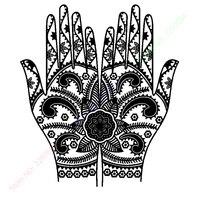 Руки вместе Стандартный Йога Мандала Будда стены Стикеры виниловые наклейки на стены Наклейки на стену Домашний Декор Гостиная
