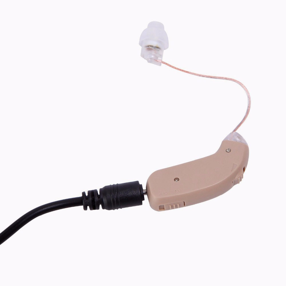 Prothèse auditive numérique Amplificateur auditif rechargeable Aide - Soins de santé - Photo 2