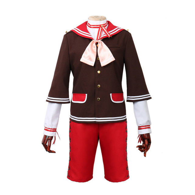 ensemble stars nito nazuna chocolate valentines day cosplay costumes cosplay coat perfect custom for you - Valentine Costumes