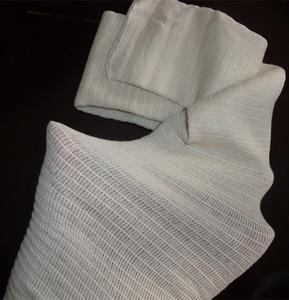 Image 5 - Rohr elastic bandage medizinische polymer gips socke hilfs kompression verband baumwolle gliedmaßen socken bein vene bandagen