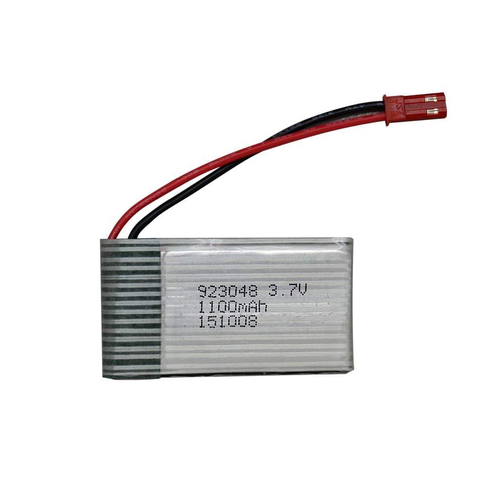 RC Akku Batterie 1100mAh 3.7V Li-Po JST BEC für Walkera Dragonfly HM 5G4