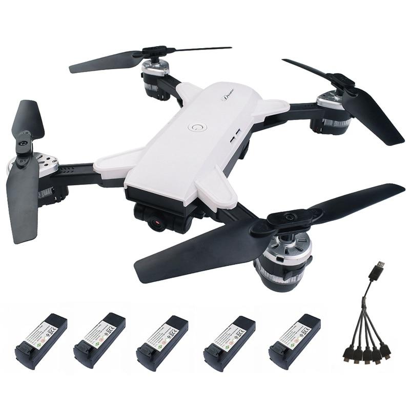 YH-19HW Selfie Drone Con La Macchina Fotografica Rc Drone Rc Elicottero di Controllo Remoto Giocattolo Per I Bambini Fpv Quadcopter Vs Visuo Xs809hw Xs809w