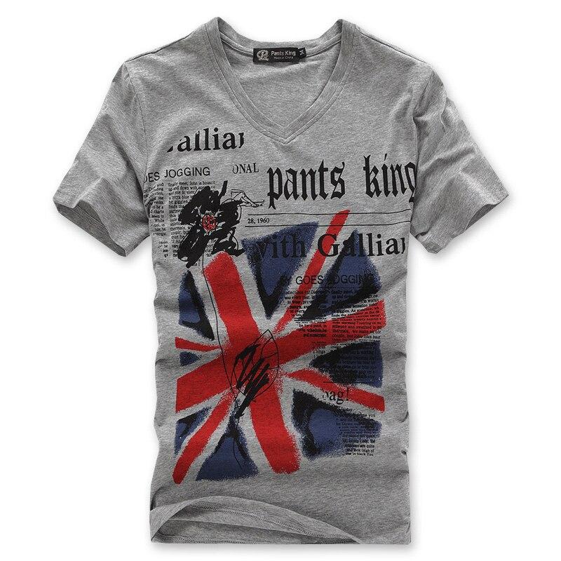 2019メンズTシャツ半袖スリムフィット100%コットンVネックTシャツ男性用送料無料2色9サイズ