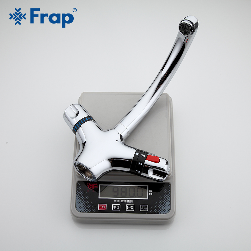 FRAP Basin Faucets Thermostatic Faucets mixer taps wash basin sink faucets bathroom basin sink mixer water tap torneira griferia