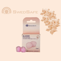 Wax Moldable Earplugs Sleep Sand Beach Kid Baby Sensitive Ear Swim Shower Bath Ear Protect Noise