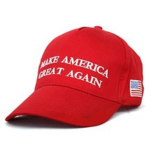 Trump Make America Great Again Hats US Flag Cap Embroidered Casquette
