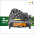 1610A Version Newest TYT TH-9800 Plus Quad Band 50W Professional HF VHF UHF Ham Radio Transceiver TH9800 with Pro Cable and CD