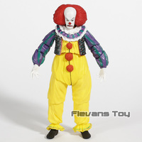 NECA Stephen King's It 1990 Ultimate Pennywise Action Figure Collectible Model Toy