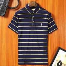 2017 neue verkauf cotton solide polo hemd marke männer striped fit fashion pokemon camisa masculino größe 3xl hombre atmungsaktive kurze