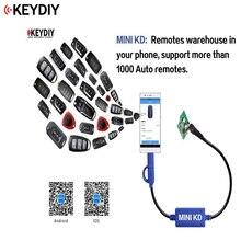 KEYDIY мини KD дистанционный ключ генератор пультов Поддержка Android сделать более 1000 автоматических пультов