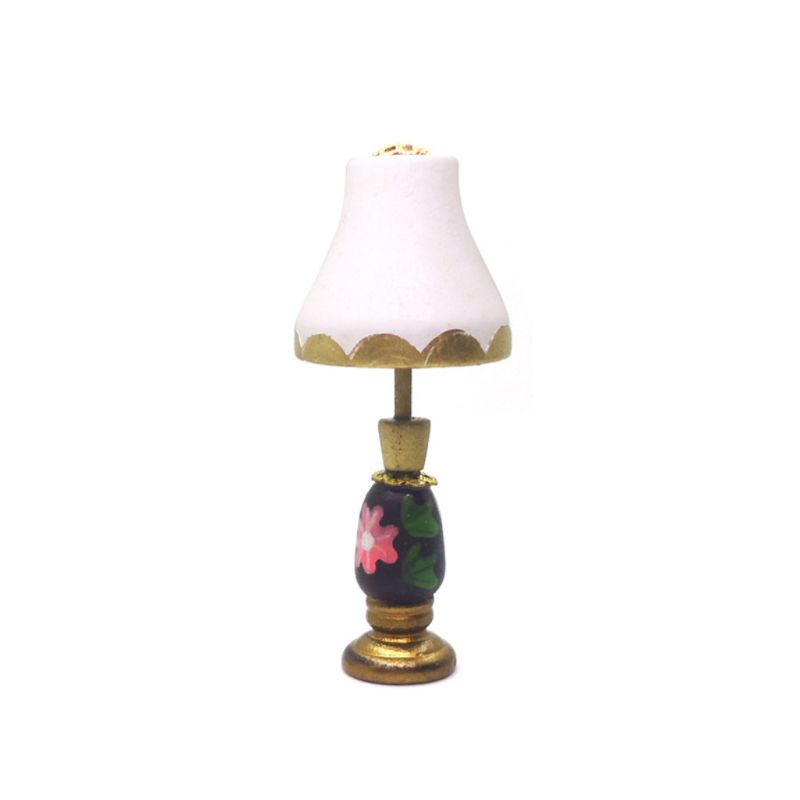 Dollhouse Miniature Table lamp Furniture Decoration Accessories  TO