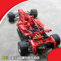 Decool Formula Racing Car 1:8 Model 3335 Building Blocks Sets 1242pcs Educational DIY Bricks Toys for Children