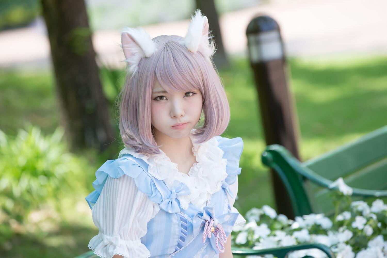 HTB1HKZpOSzqK1RjSZFLq6An2XXag - Kawaii Cat Girl