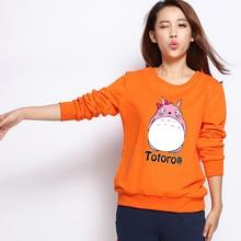 Cute Totoro Women Sweatshirt