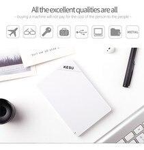 Бесплатная доставка в продаже 2,5 »Kesu оригинальный USB 3,0 Externo диско жесткий диск 1000 GB устройства для хранения настольного ноутбука 500G 2 ТБ 80 120 Gb
