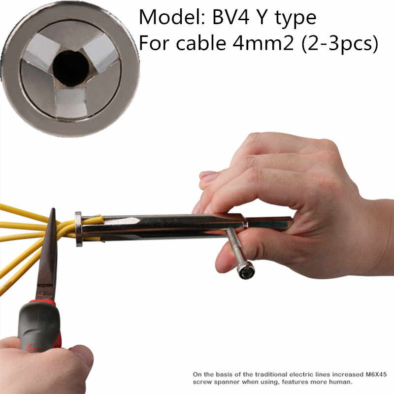 Электрическая линия автоматического зачистки двойной машины устройство кабель провода зачистки пилинг скручивание разъем 4mm2