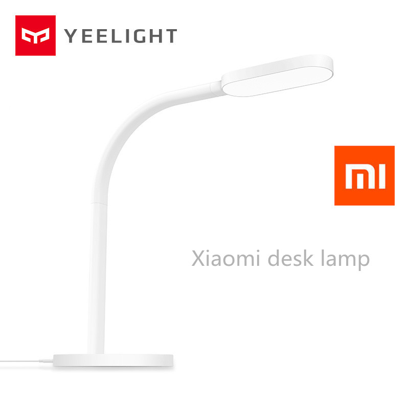 Table Lamp Rechargeable Foldable Led Eye-care Light With Clip For Reading Student Desk Lamps -m25 Clear And Distinctive