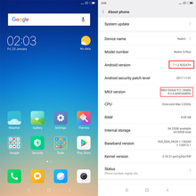 "Xiaomi Redmi 5 Plus: Global Version 4GB RAM 64GB ROM 5.99"" Snapdragon 625"