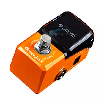 JOYO JF-310 Orange Juice Effects Guitar Pedal Mini Knob Guard with True Bypass Guitar Accessories