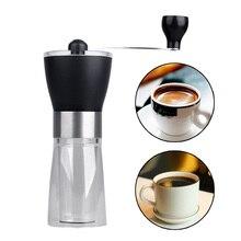 Tuansing Hand Keramik Kaffeemühle Waschbar ABS keramikkern Edelstahl Home Kitchen Mini Manuelle Hand Kaffee Schleifen PTSP