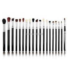19 Eye Makeup Brush Set Facial Highlight Eyeliner face shadow brush Lip Multifunctional Beauty Tools