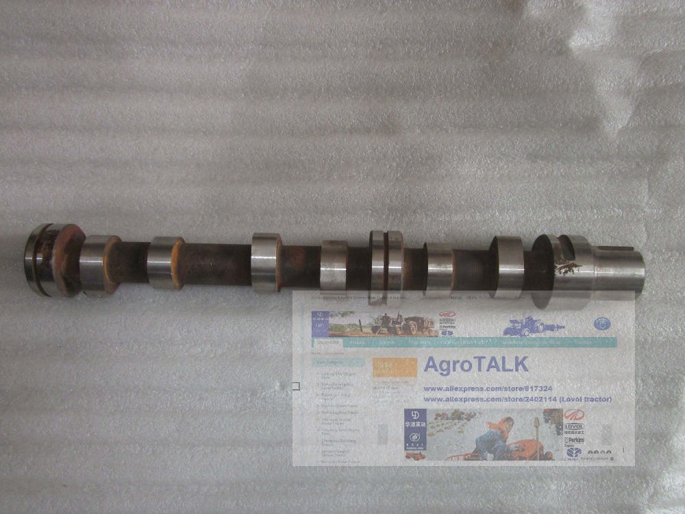 Fengshou Lenar 254 tractor parts, the camshaft of engine NJ385 /  IL316DI-DAF, Part Code:  NJ385.03.101aFengshou Lenar 254 tractor parts, the camshaft of engine NJ385 /  IL316DI-DAF, Part Code:  NJ385.03.101a