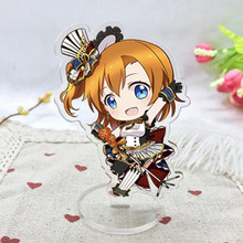 Anime Cartoon Lovelive Keychain Minami Kotori Charm Pendants Keyring Cosplay Doll Kousaka Honoka Yazawa Nico Nozomi 8cm Toy все цены