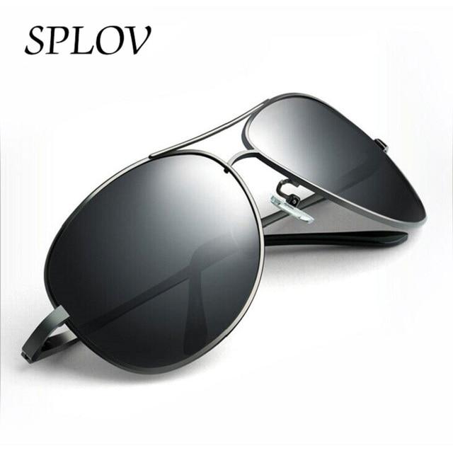 New Sunglasses Polarised 2017 Classic Polarized Pilot Sun Glasses Men Women Driving Polarized Sun Male Fishing Outdoor Glasses